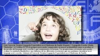 Tecnico Logopeda Especialista Sindrome Smith Magenis Escolar - Cursos Online | Cursos Online Homologados Euroinnova