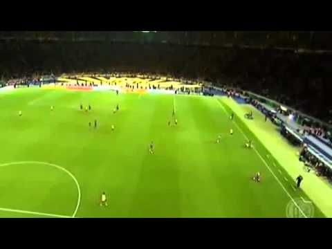 Borussia Dortmund 0-2 (0-0,0-0) Bayern München All Goals  Highlights 2014 DFB Cup Final