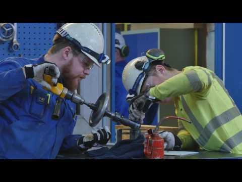 Norske Skog Skogn - production process