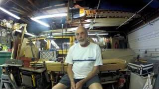 My Carving Shop Tour By Darryl Easter.