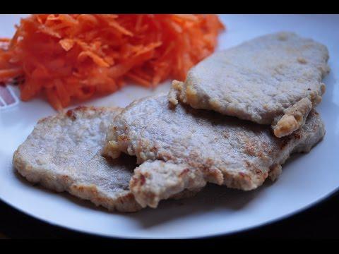 На массу: свинина с хреном и мёдом [спортивная диета]