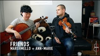 FRIENDS | Marshmello + Anne-Marie || JHMJams Cover No.224