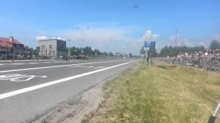 Astra GSi vs Saab 900 , Rzeszów 1/4mili