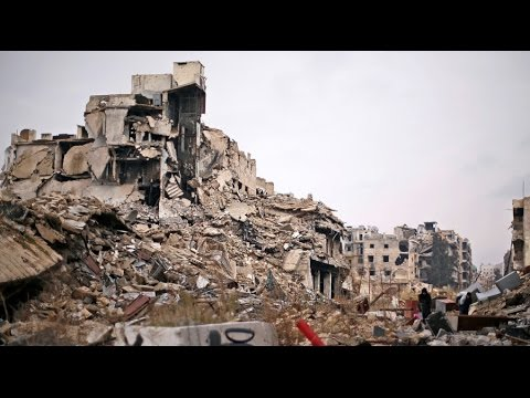 Syrians say 'please leave us alone' – Elizabeth Kucinich