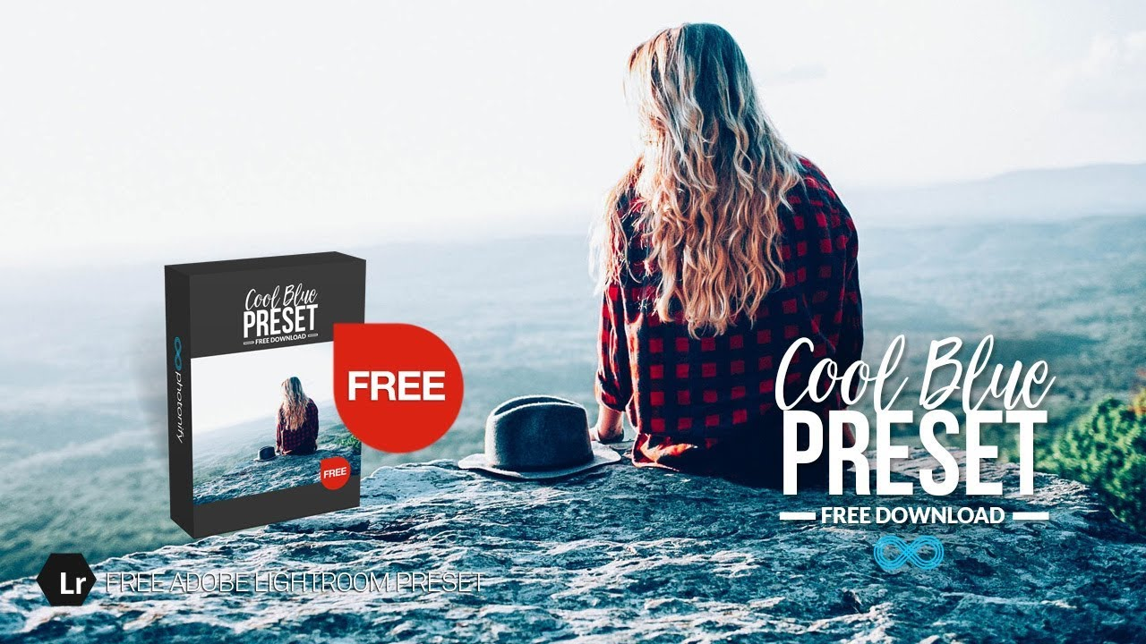 Free Cool Blue Lightroom Preset to Download by Photonify
