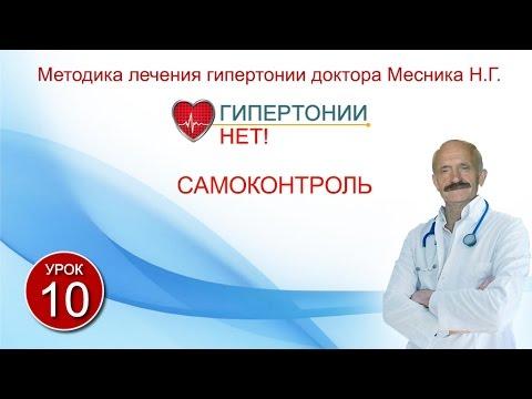Гипертония. Лечение гипертонии