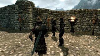 Прохождение культовых игр - Skyrim - Соратники оборотни! Теперь я соратник