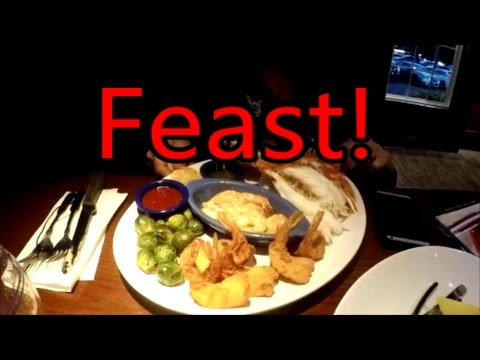 Friday Night Foodies!...Red Lobster Seafood Restaurant, Rohnert Park, CA