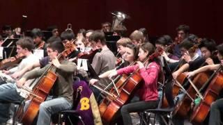 "El Paso 2011 All-Region High School Symphony Orchestra ""Jubilee"", Ron Nelson"