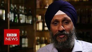 Whisky collector-turned-CEO: Live your passion - BBC News