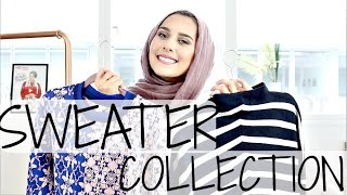 My Huge Sweater & Jumper collection!