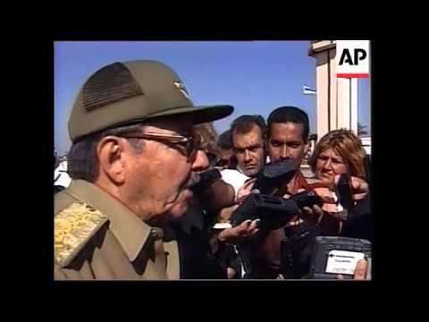 Cuba: Raul Speaks Of Succession, Castro Speaks As Cuba Celebrates 40 Years Of Socialism