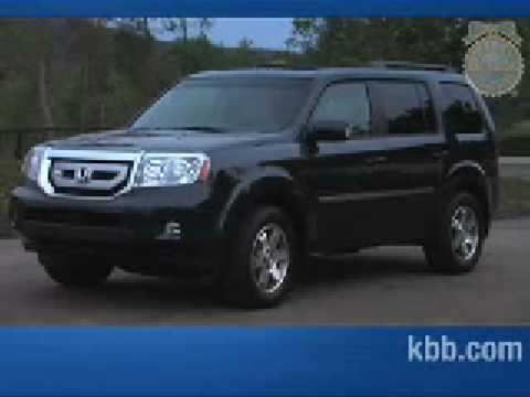 2009 Honda Pilot Review   Kelley Blue Book   YouTube