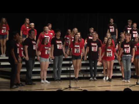 Nebraska show choir cap Eperclund 2017