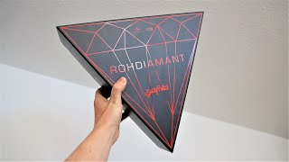 SAMRA - ROHDIAMANT (Ltd. Dlx. Box Gr. L) UNBOXING