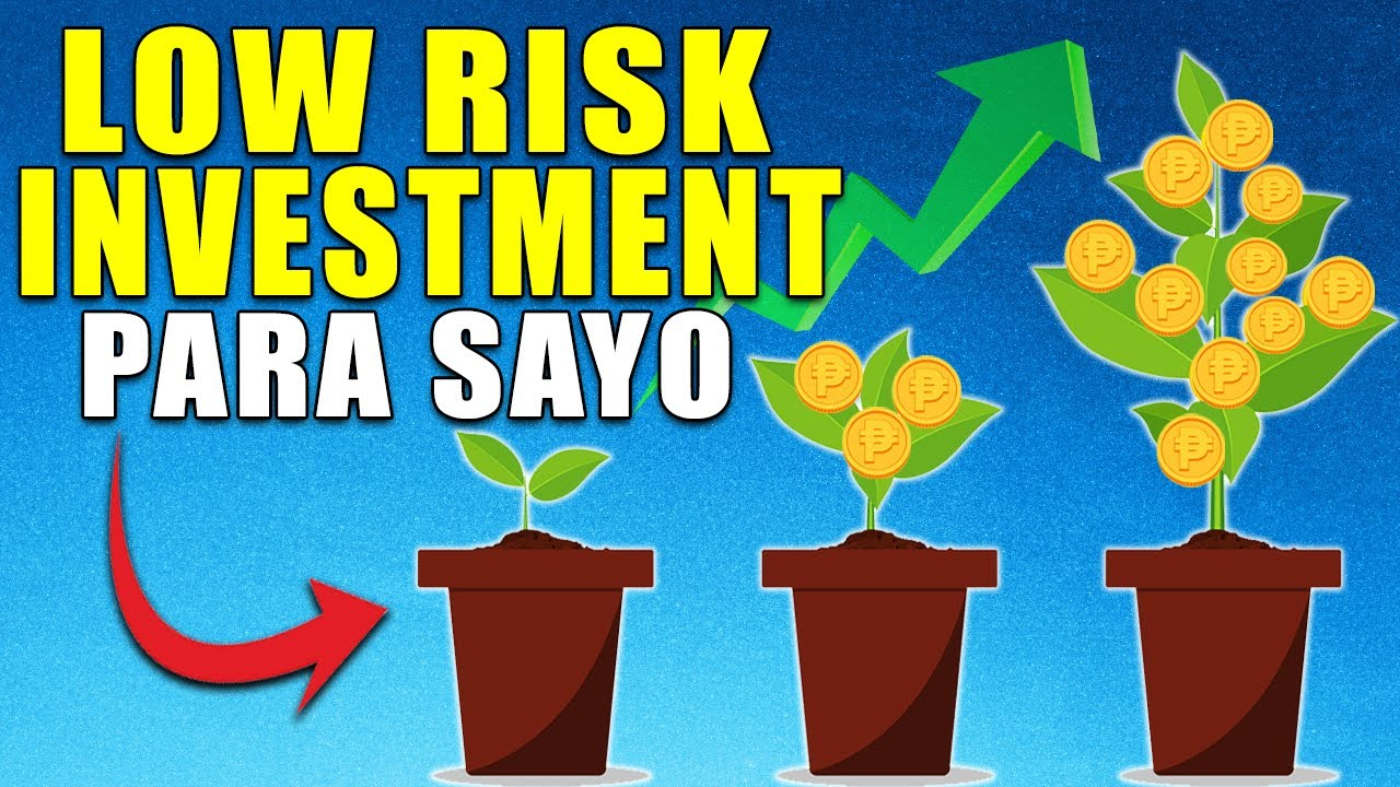 LOW RISK INVESTMENTS Para Sayo! - Simple and Easy