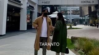 타란토니아 양털 롱 자켓