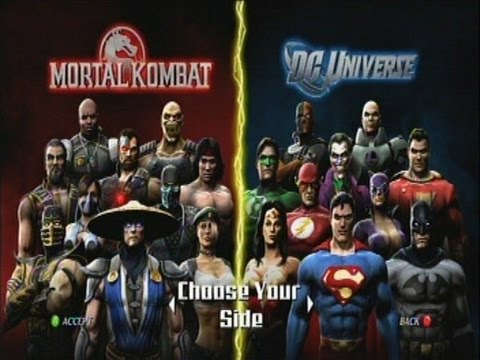 how to jump in mortal kombat vs dc universe