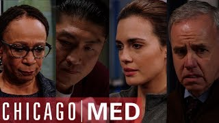 Losing One Of Us | Chicago Med
