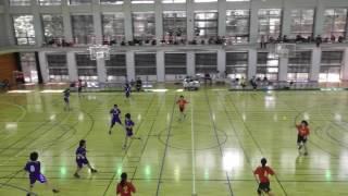 関東学連ハンドボール2017.4.16 vs聖徳大学(後半)