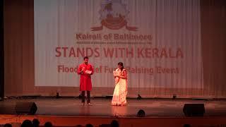 Kairali of Baltimore Onam 2018- Malayalam Karaoke Song