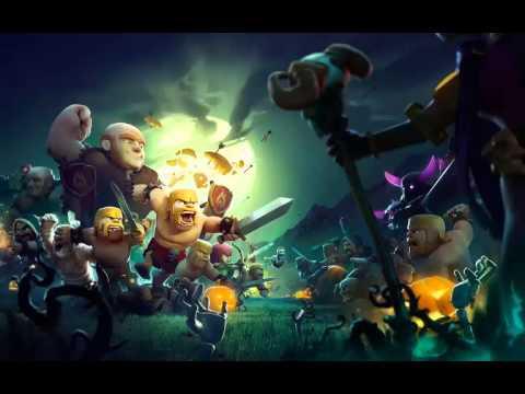Clash Of Clans Halloween Theme 2014/2015/2016