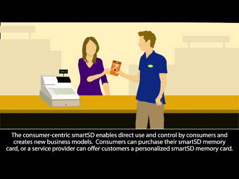 New smartSD cards could put digital wallet control back with e-commerce groups
