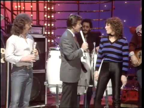 Dick Clark Interviews Firefall   American Bandstand 1981