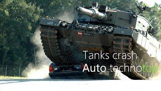 Аварии танков.Подборка дтп танков и военной техники. Tanks crash  Accident Unfall tanks