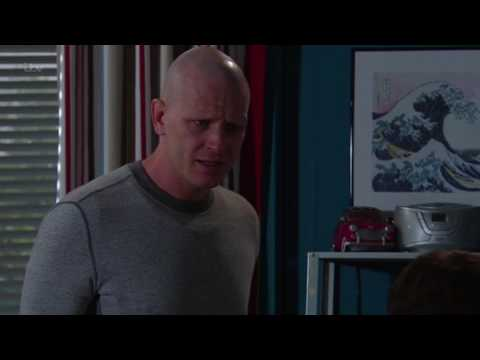 David Demands To Speak To Tracy Via Finn's Radio - Emmerdale