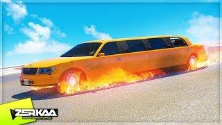 EPIC RACING IN LIMOS! (GTA 5)