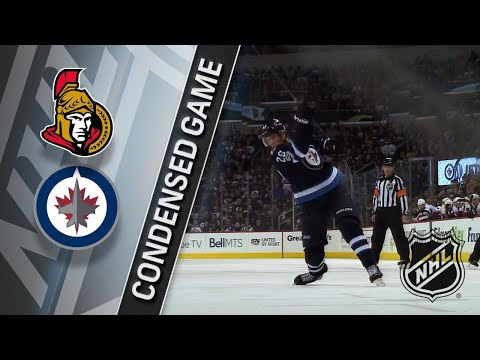 12/03/17 Condensed Game: Senators @ Jets