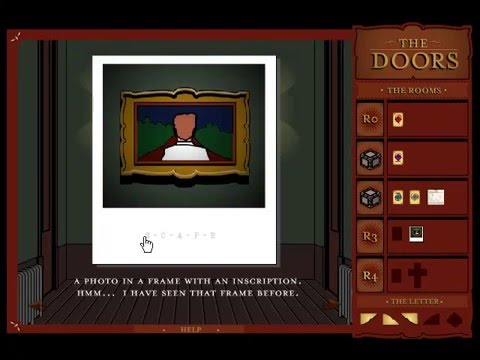 & THE DOORS game walkthrough - YouTube pezcame.com
