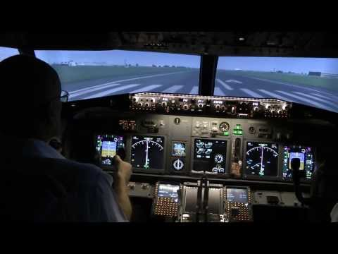 Boeing 737 NG Flight Simulator
