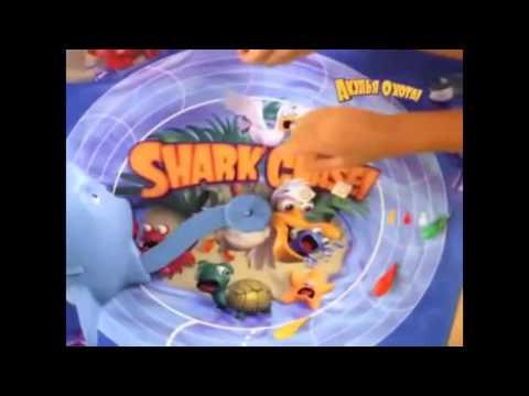 Настольная игра Акулья Охота - 33893 - Other Games в продаже на TOY RU