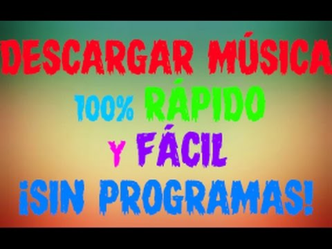 descargar musica mp3 youtube gratis rapido