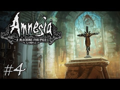 Amnesia: A Machine For Pigs   Part 4   THE MONSTER ATTACKS!!