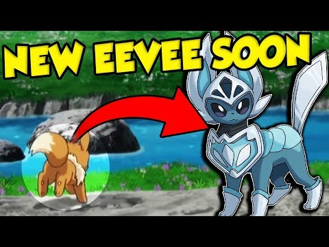 New Eeveelution Coming To Pokemon Sword And Shield Youtube