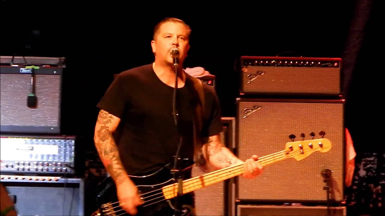 Rancid - Black & Blue (Matt Freeman Vocals) 11 Live@House Of Blues July 28,  2013 [2013 Tour]