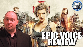 RESIDENT EVIL: THE FINAL CHAPTER – Movie Review