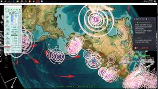 2/10/2017 -- Nightly Earthquake Update + Fore...