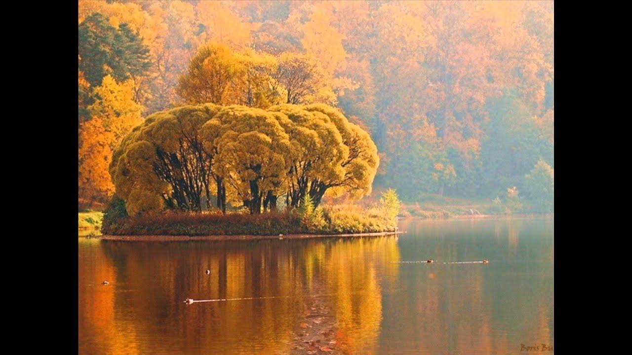 отговорила роща золотая есенин стихи слушать