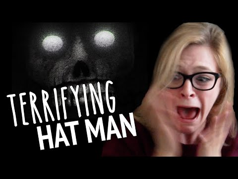 FIRST HORROR GAME! - THE HAT MAN: SHADOW WARD