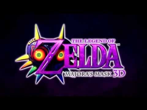The Legend of Zelda : Majora 's Mask 3D : TRAILER 3DS !
