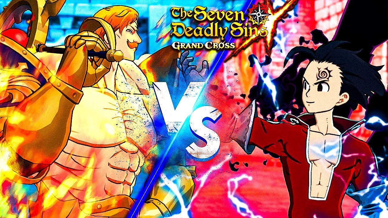 The One vs EVERY Commandment in Seven Deadly Sins: Grand Cross from WORST to BEST!