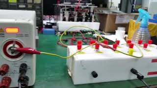 Vitrek V4 Electrical Safety Analyser Repair and Calibration by Dynamics Circuit (S) Pte. Ltd.