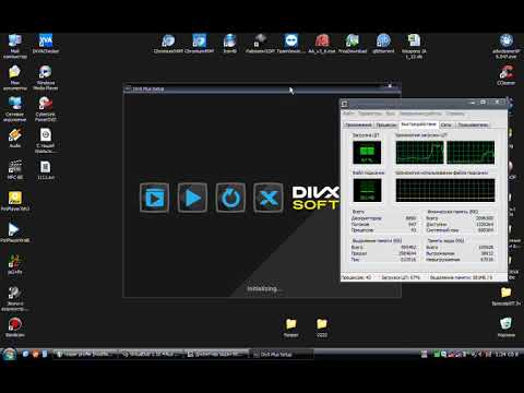 VirtualDub - лучшая программа для захвата видео на старых и слабых PC.