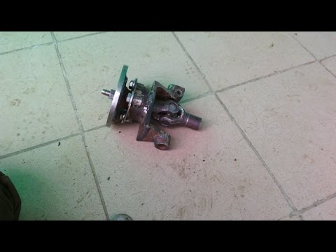 видео: Саморобний квадроцикл. Поворотний кулак