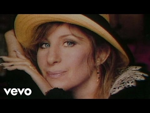 Barbra Streisand - Somewhere (From West Side Story)