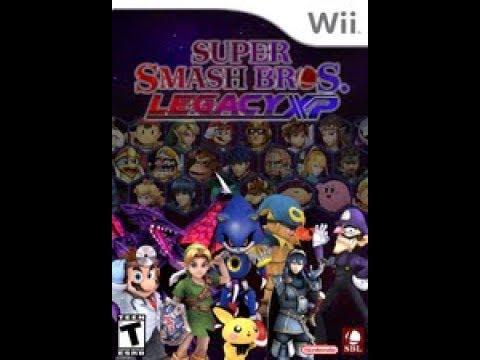 Smash Bros Legacy XP 2 0: Wiimmfi Challenger